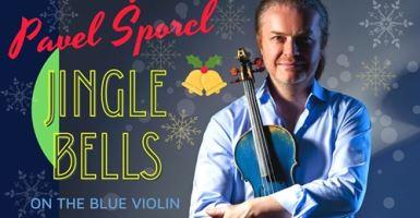 Adventní hudební pozdrav Pavla Šporcla